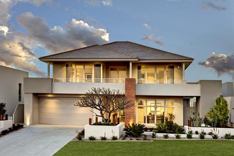 Horizon MochaChoc by Summit Homes