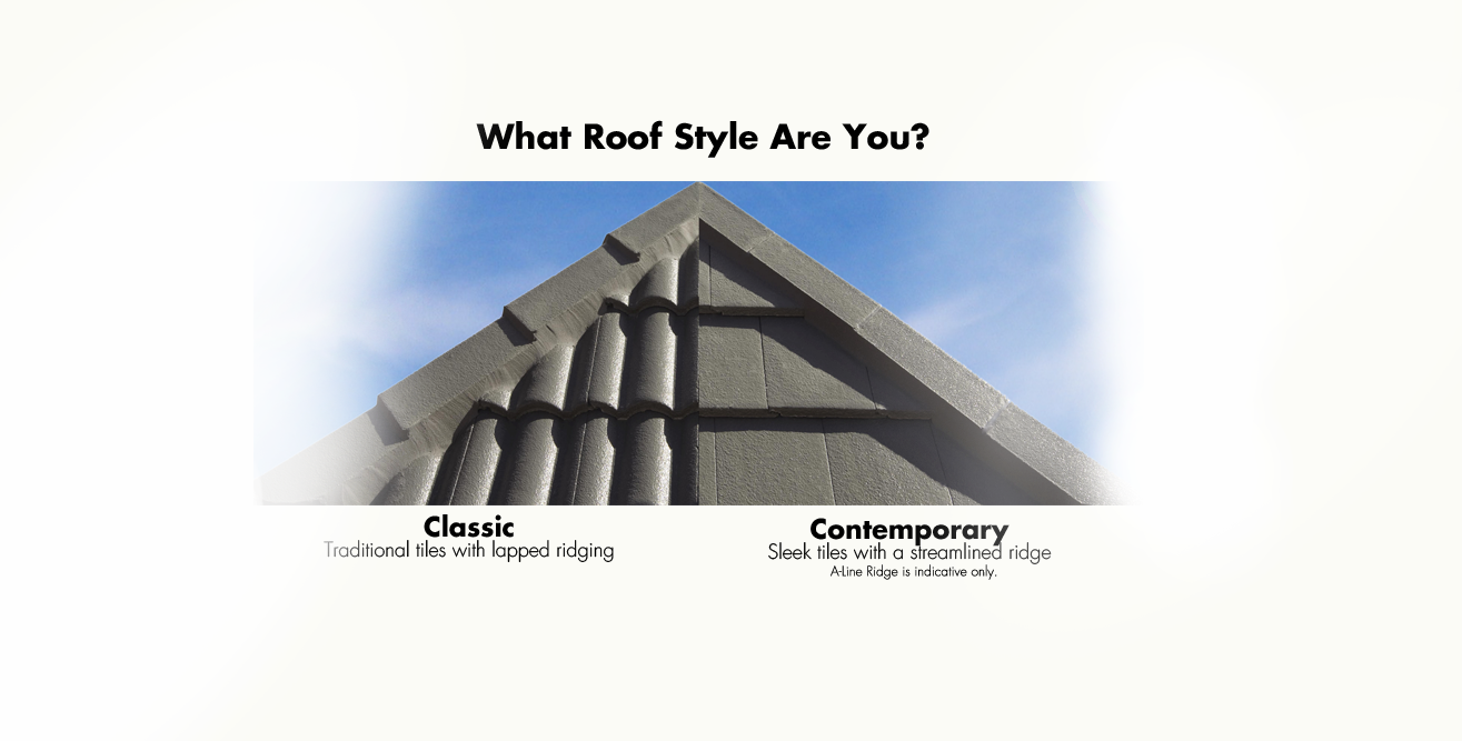 Which roof style are you?